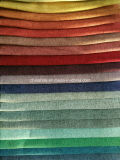極度の柔らかいソファー(HD5132915)のためのポリエステル麻布によって編まれる装飾的なファブリック