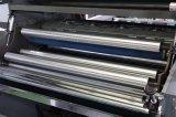 Tipo vertical completamente automático máquina que lamina de papel con el cuchillo de cadena