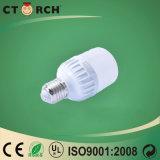 Bulbo 8W de Ctorch LED T con los certificados de Ce/RoHS