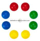 Оптовая пластмасса комплект шарика Bocce упаковки 6 частей