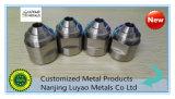 Обслуживание CNC поворачивая для стальной отливки и подвергать механической обработке