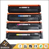 Cartucho de tonalizador de venda quente CF400A/CF401A/CF402A/CF403A da impressora para o cavalo-força M252n