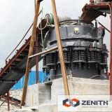 Umhang 50-200tph, der Maschinen-/Sprung-Kegel-Zerkleinerungsmaschine zerquetscht