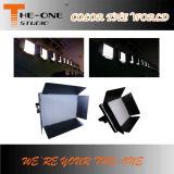 luz fresca del panel de la luz de inundación de 5700k LED LED para el estudio de la TV