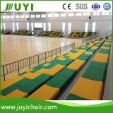Bewegliches einziehbares Systemeinziehbarer Bleacher-GymnastikBleacher der Lagerungs-Jy-750 für Stadion