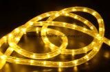 IP65 Y2 raffreddano l'indicatore luminoso bianco della corda del LED con il prezzo competitivo