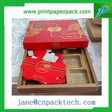 Fantastisches kundenspezifisches Bevorzugung Mooncake Kasten-Geschenk-verpackenkasten mit ISO9001