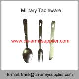 Vaisselle plate Cuillère-Campante de Couvert-Armée de Couteau-Armée de Fourche-Armée d'armée