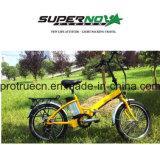 [بورتبل] يطوي درّاجة كهربائيّة مع [إن19154]