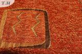 소파 (FTH31079)를 위한 금 셔닐 실 직물
