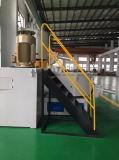 Mezclador plástico de alta velocidad del PVC del SGS del tubo automático del PE