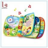 Livre musical de rimes conçu pour des enfants