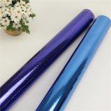 Многофункциональная прозрачная горячая бумага штемпелюя фольги/голографическая/пластичная голубая фольга
