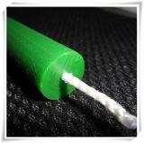 Подгонянные поясы PU с Nylon шнуром