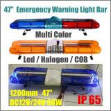 Preço de fábrica de advertência Emergency da barra clara do telhado azul vermelho do carro do diodo emissor de luz do âmbar