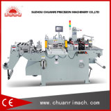 Man-Machine Interface Control Die Cutting Machine com Platen Pressing Structure