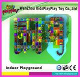 Apparatuur van de Speelplaats van de Dia's van de Spelen van kinderen de Gelukkige Grote Binnen