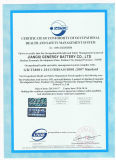 batterie d'acide de plomb de 12V 4.5ah VRLA
