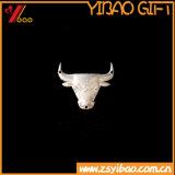Presente feito sob encomenda da lembrança do medalhão do metal da alta qualidade do logotipo (YB-HD-140)