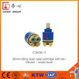 Cartouche de filtre à filtre à eau de 35 mm
