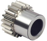 Auto/Gedraaid/het Machinaal bewerkte Deel die CNC van het Aluminium/van het Messing Extra Metaal die van de Precisie Delen machinaal bewerken draaien