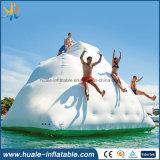 熱い夏の高品質の膨脹可能な氷山水おもちゃ