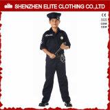 Uniforme de guarda de segurança personalizado para crianças da fábrica (ELTHVJ-293)