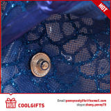 Sac cosmétique de PVC d'espace libre neuf de mode, sac promotionnel de renivellement (CG296)