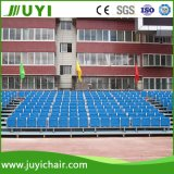 Gradas Jy-716 al aire libre desmontable del blanqueador de metal fijada en Venta