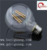 Bulbo de la vela de E27 1800k/2200k 90ra 5W G95 LED, TUV/UL/GS