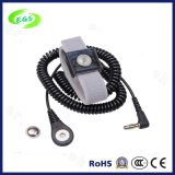 Cleanroom Anti-Static Metal Fixed Wrist Strap Coated with Supplier