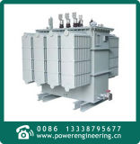 De Ondergedompelde Transformator Oltc van de Reeks 2890kVA van Zs Olie