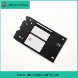 Carte blanche de PVC de puce du contact 4428 avec la piste magnétique de Hico