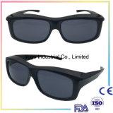 Lente Polarizada Ajustada Sobre Óculos de Sol e Óculos de Leitura
