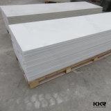Strato di superficie solido acrilico bianco puro per il principale 061605 della cucina
