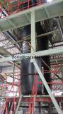 2mm Waterdichte Hoog HDPE - het Blad van Geomembrane van het dichtheidsPolyethyleen