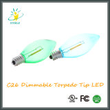 Stoele C26 Torpedo Tip LED Bulbo Tailed String Light