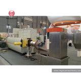 LDPE Afval Geblazen Zakken/de Korrelende Lijn die van het Recycling pelletiseren