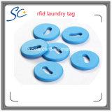 衣類の追跡のための22mm RFIDの洗濯の札