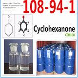 Cyclohexanone CAS: 108-94-1 voor Chemische Grondstof met Uitstekende kwaliteit