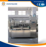 Machine de remplissage carbonatée de boisson de bidon automatique