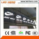 贅沢なモールのための高い普及したP5-6.67mm屋内透過LED表示スクリーン