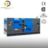 комплект генератора 125kVA Isuzu молчком тепловозный