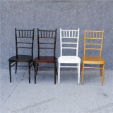 Yc-A404 que empila la silla usada diverso color de Chiavari de la pintura a pistola para la venta