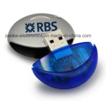 Palillo del USB de los regalos de la promoción de la alta calidad con insignia impreso (103)