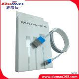De Telefoon Adatper Lightning&Micro van de cel aan Kabel USB