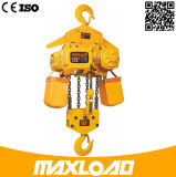 10t 5m 380V Electric Chain Hoist met Hook
