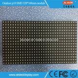 El panel de visualización al aire libre a todo color de LED P10 con la FCC de RoHS del Ce