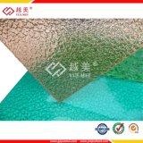 Sabic 100% 1.8m m transparente de bronce, 2m m, el panel grabado policarbonato de 3m m (YM-PC-110)