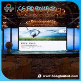 Visualización de LED de interior de alquiler a todo color P4 para el hotel